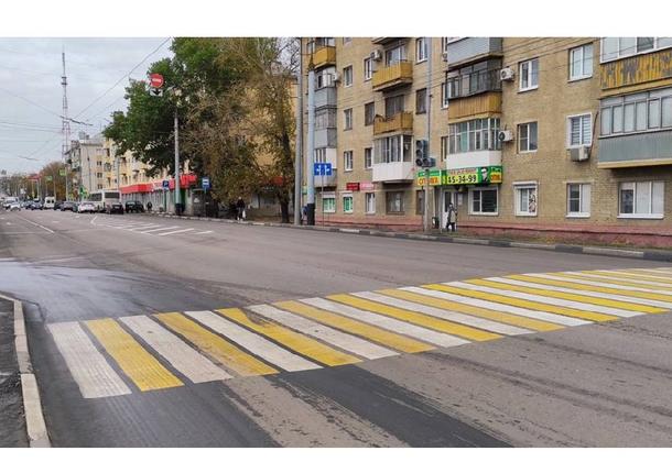 У автовокзала «Северный» в Тамбове был установлен новый светофор